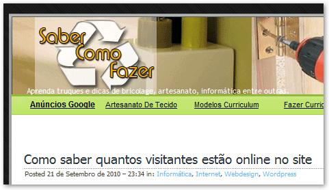 Divulgar sites com Guest Posts no SaberComoFazer.com